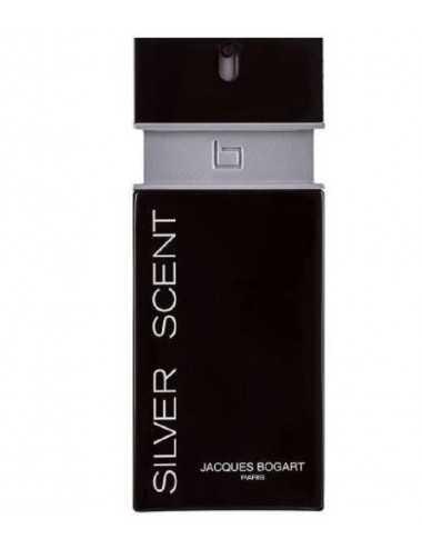 Tester Jacques Bogart Silver Scent Edt 100Ml Con Tappo