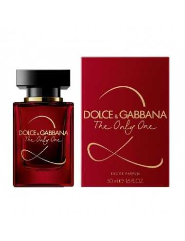 DOLCE E GABBANA THE ONLY ONE 2 EDP 50ML SCATOLA DANNEGGIATA