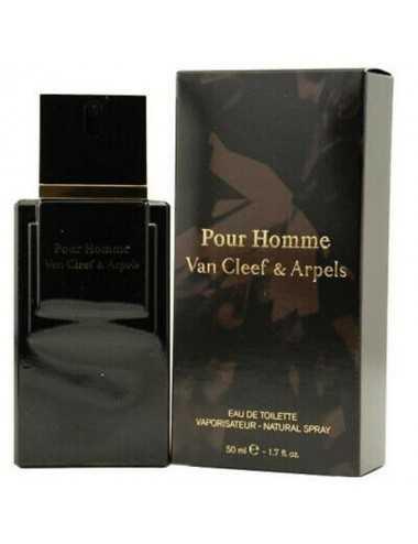 Van Cleef & Arples Pour Homme Homme Edt 50Ml Scatola Danneggiata