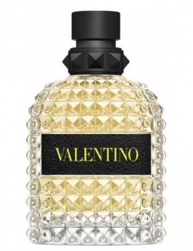 Tester Valentino Born In Roma Yellow Dream Uomo Edt 100Ml Con Tappo