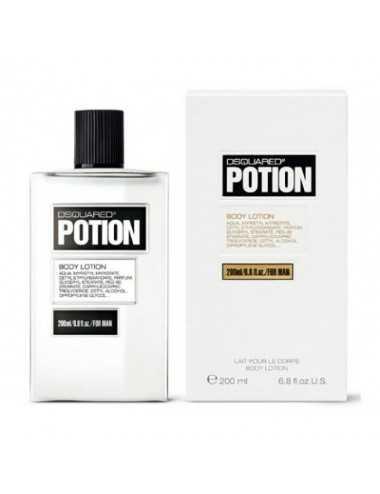 Dsquared Potion Uomo Body Lotion 200Ml