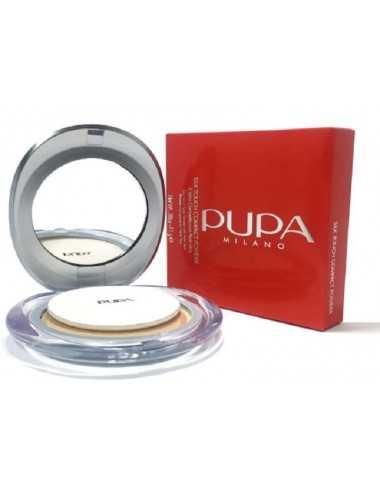 Pupa Silk Touch Compact Powder Cipria Compatta Con Aloe Vera N° 1