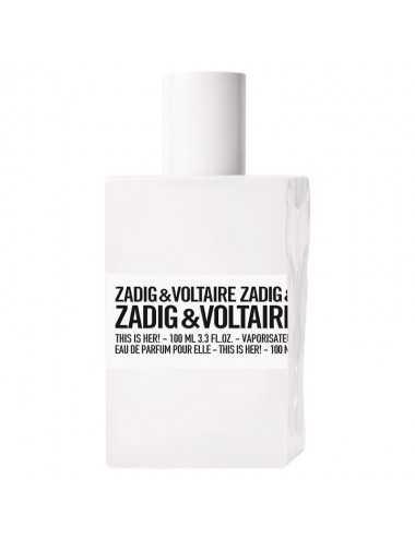 Zadig & Voltaire This Is Her! Edp 100Ml Scatola Danneggiata