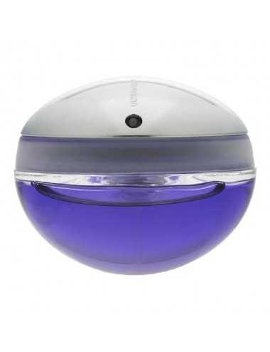 Tester Paco Rabanne Ultraviolet Woman Edp 80Ml Con Tappo