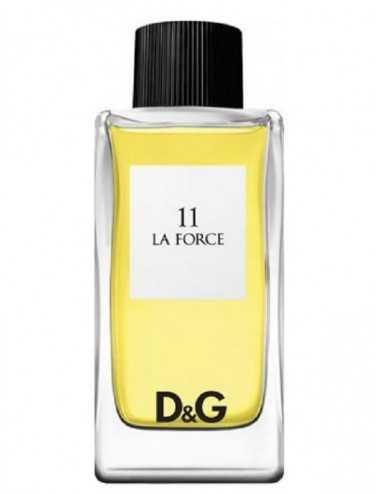 Dolce E Gabbana N° 11 La Force Edt 100 Ml