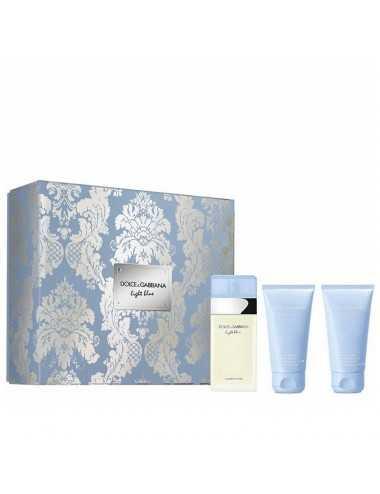 Dolce E Gabbana Light Blue Donna Edt 50Ml+Crema Corpo 50Ml+Crema Corpo