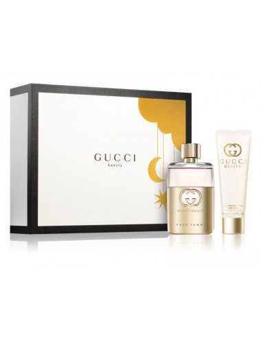 Gucci Guilty Set Edp 50Ml + Body Lotion 50 Ml