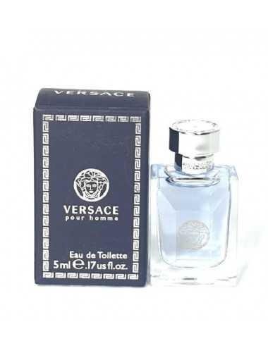 Versace Pour Homme Miniatura Edt 5 Ml