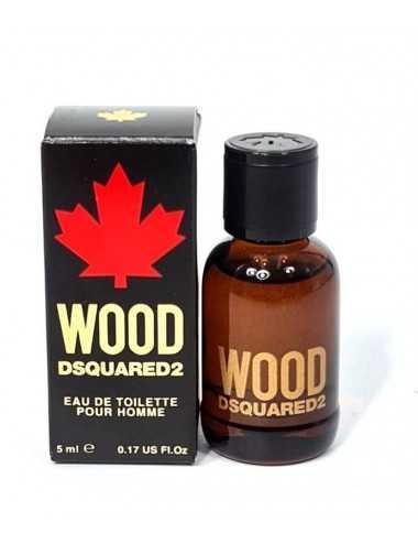 Dsquared Wood Pour Homme Miniatura Edt 5 Ml