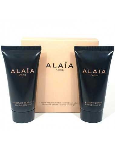 Alaia Paris Set Latte Corpo 50Ml + Shower Gel 50Ml (Gift - Cadeau)