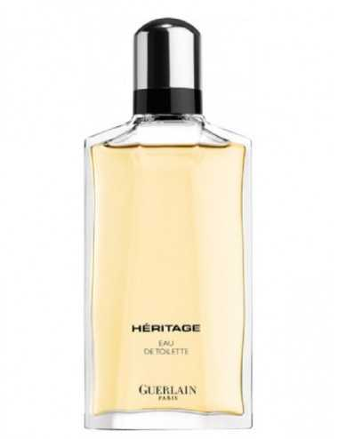 Tester Guerlain Heritage Edt 100Ml No Tappo Old Edition