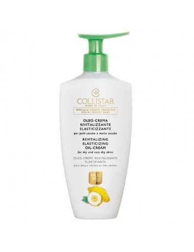 Collistar Oleo-Crema Rivitalizzante Elasticizzante 400Ml