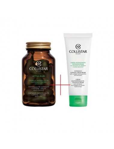 Collistar Capsule Attivi Puri + Crema Rassodante Intensiva Plus 75Ml