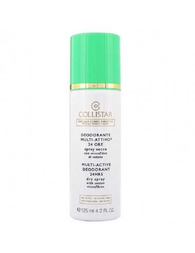 Collistar Deodorante Multi-Attivo Spray Secco 125Ml