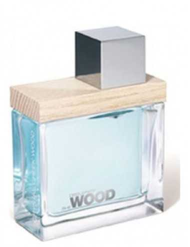 Tester Dsquared She Wood Crystal Edp 100Ml No Tappo