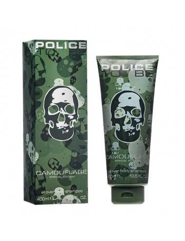 Police To Be Camouflage Bagno Doccia 400Ml