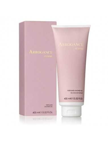 Arrogance Femme Shower Gel 400 Ml