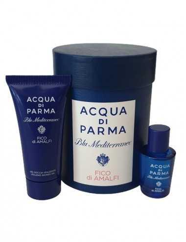 Acqua Di Parma Blu M. Fico Di Amalfi Kit Edt 5Ml + Gel Doccia 20Ml