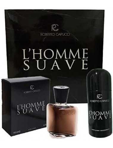Capucci L'Homme Suave Coffret After Shave 100Ml + Deodorante 150Ml
