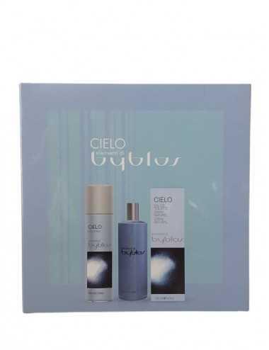 Byblos Cielo Set Regalo Edt 120 Ml + Deodorante 150 Ml