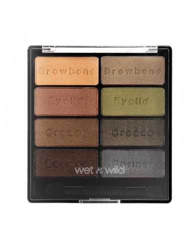 Wet'N'Wild Coloricon Eye Shadow Palette E738 Comfort  Zone