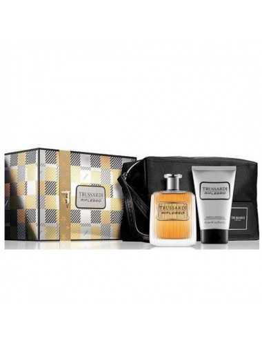 Trussardi Riflesso Edt 100Ml + Bagno Doccia 100Ml + Beauty Case