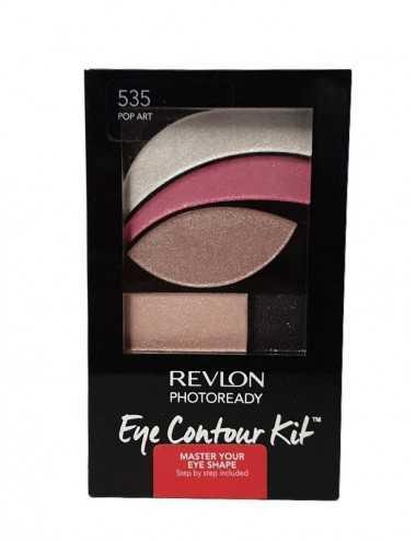 Revlon Photoready Eye Contour Kit 535 Pop Art