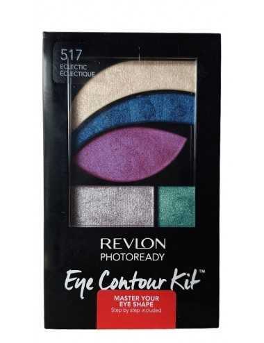 Revlon Photoready Eye Contour Kit 517 Ecletic