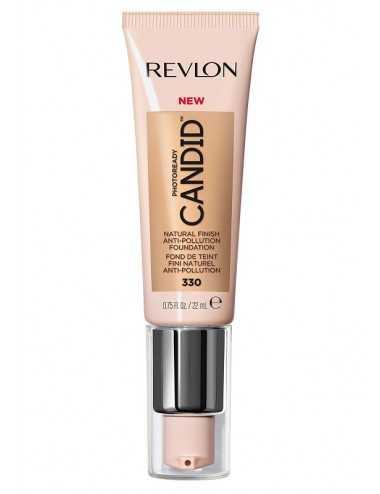 Revlon Photoready Fondotinta Candid N° 330 Light Honey