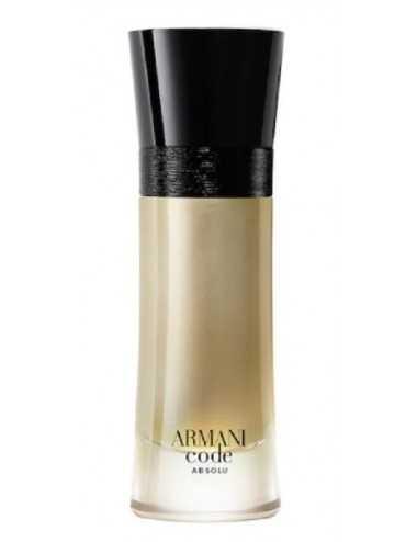 Armani Code Absolu Pour Homme Parfum 110 Ml