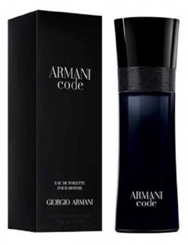 Armani Code Pour Homme Edt 125Ml