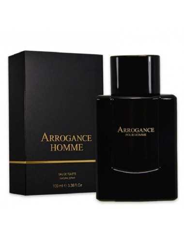 Arrogance Homme Eau De Toilette 100 Ml