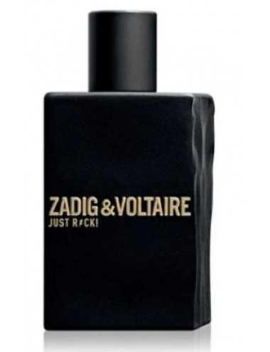 Zadig & Voltaire Just Rock! Pour Lui Edt 50Ml