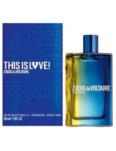 Zadig & Voltaire This Is Love! Pour Lui Edt 50Ml