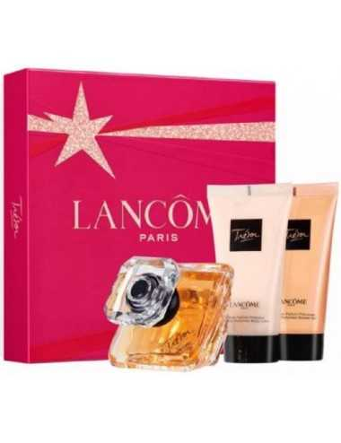 Lancome Tresor Edp 30Ml + Body Lotion 50Ml + Shower Gel 50Ml