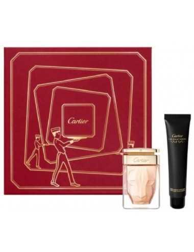 Cartier La Panthere Coffret Edp 50Ml + Crema Mani 40 Ml