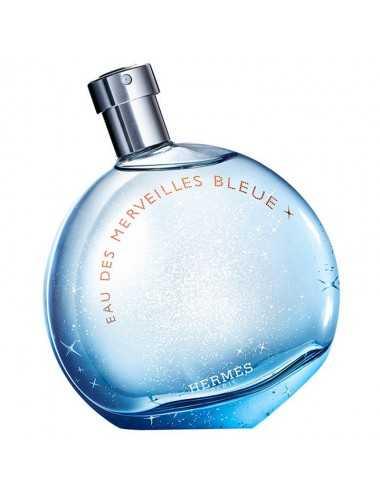 Tester Hermes Eau Des Merveilles Bleu Edt 100Ml Senza Tappo