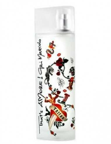 TESTER GAI MATTIOLO THAT'S AMORE TATTOO LEI EDT 75ML CON TAPPO