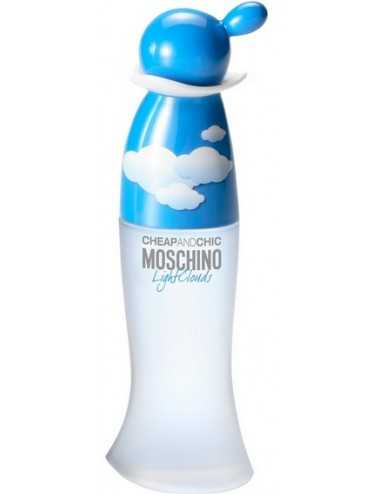 TESTER MOSCHINO LIGHT CLOUDS EDT 100ML NO TAPPO
