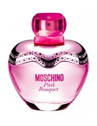 TESTER MOSCHINO PINK BOUQUET EDT 100ML NO TAPPO