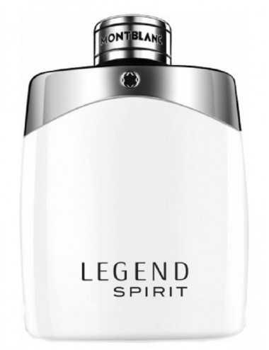 Tester Montblanc Legend Spirit Edt 100Ml Con Tappo